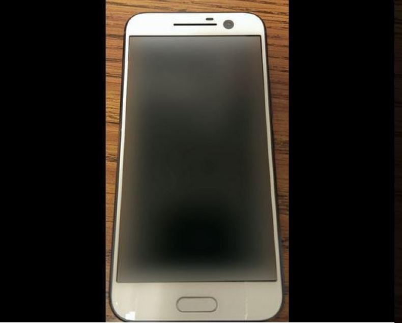 htc m10 Otra imagen del HTC M10 filtrada en la red. Esta vez en color blanco