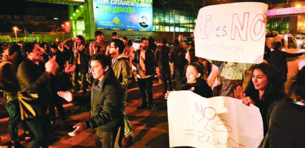 El cómputo a puerta cerrada en La Paz causa susceptibilidad