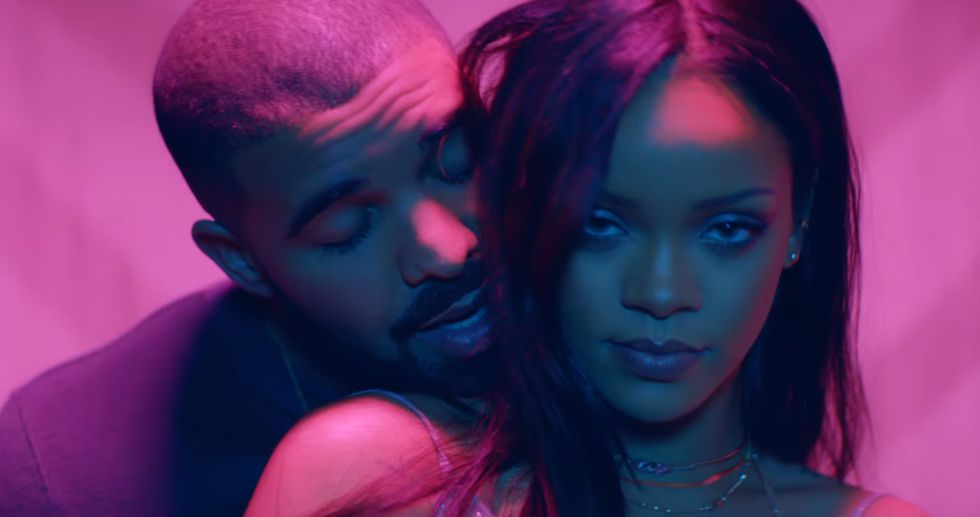 Videclip 'work' de Rihanna