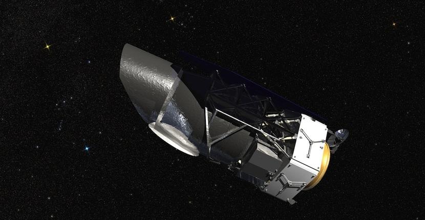 WFIRST WFIRST, un telescopio que entrará en activo en 2025