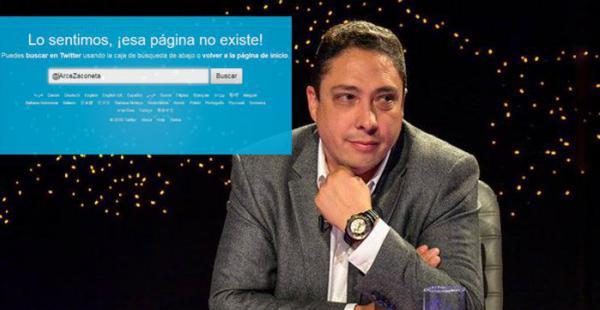 El procurador general del Estado, Héctor Arce, decidió irse de Twitter