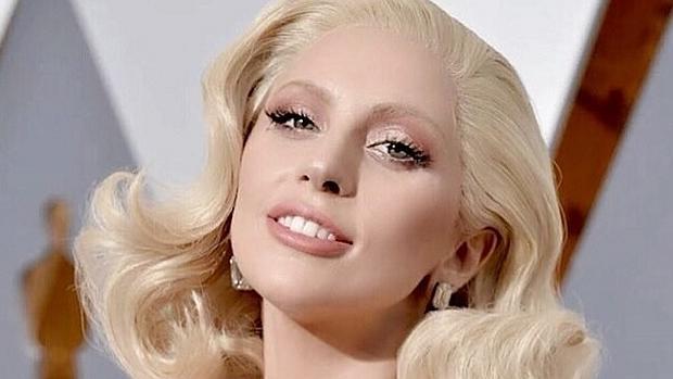 Lady Gaga en los Oscars