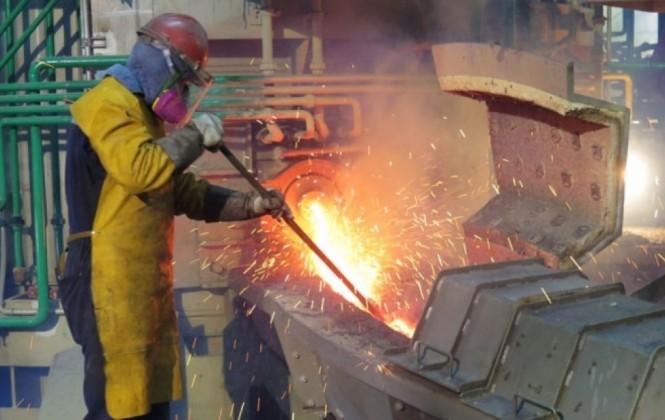 En dos meses productividad de Vinto incrementó en 25% por el horno Ausmelt