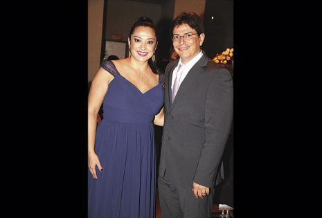 Vanessa Moreno y Rodrigo Antelo