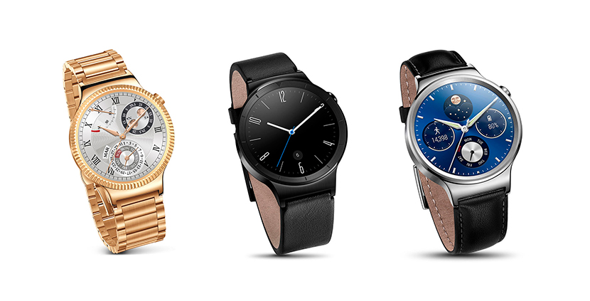 smart watch huawei watch Huawei Watch no tendrá aún Android Wear 1.4