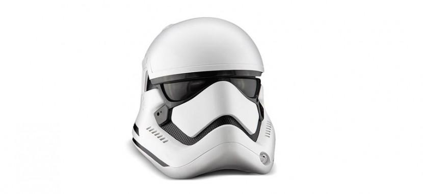 First Order Stormtrooper Helmet 830x380 El primer casco realista de Stormtrooper ya a la venta