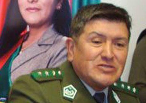 José Peña fue destituido como Comandante Regional de El Alto, tras los luctuosos hechos donde fallecieron 6 personas