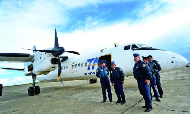 FAB admite que los aviones chinos no vuelan desde 2015