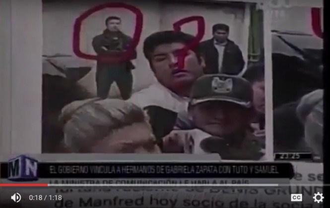 Ministra Paco confunde a periodista de Bolivisión con operador de NFR