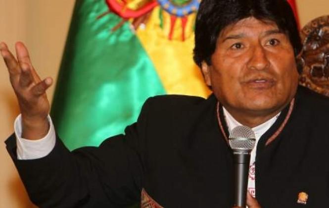"""Presidente Morales advierte que si no se respetan las revoluciones hay """"otras formas de lucha"""""""