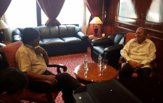 El Salvador tendrá una embajada en Bolivia