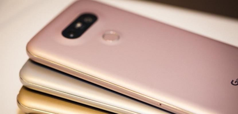 LG G5 El LG G5 podría llegar al mercado el próximo 8 de abril