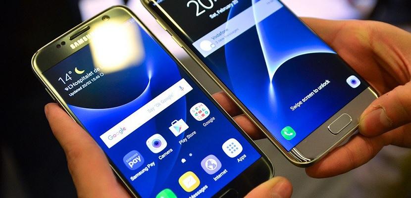 Samsung Galaxy S7 Samsung lanza una actualización de urgencia para el Galaxy S7 edge