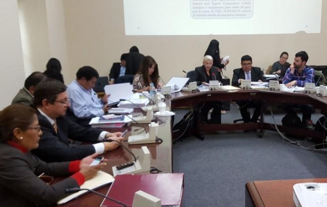Mesa asegura que la investigación sobre CAMC es por tráfico de influencias y no desde cuándo opera en Bolivia