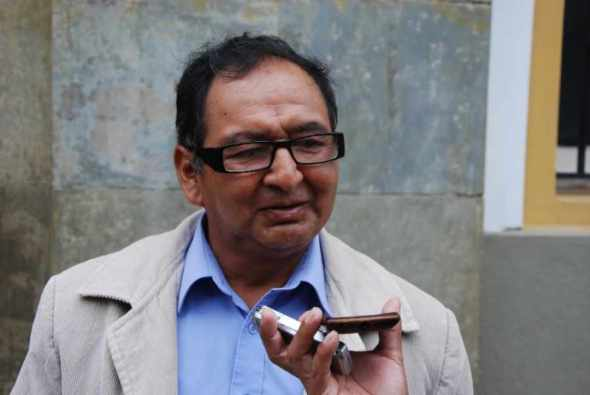 La Fiscalía emite acusación formal contra Lino Condori