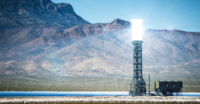 central Utilizando CO2 para generar electricidad limpia