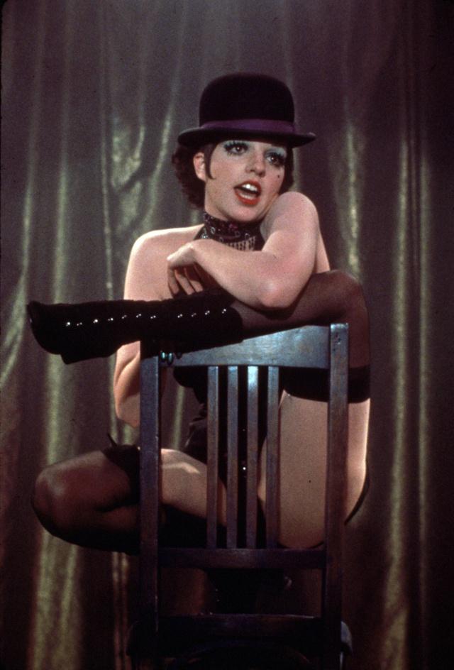Liza, en 'Cabaret'.