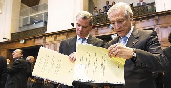 En julio de este año,Chile debe responder a los argumentos de Bolivia ante el Tribunal de La Haya