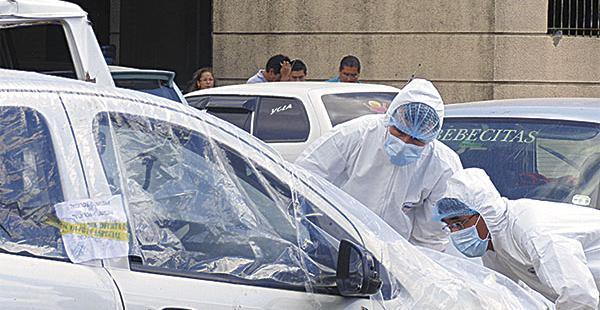 Esperan informe de laboratorio para aclarar las muertes