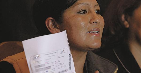 La alcaldesa Soledad Chapetón investigará los nexos de Zapata