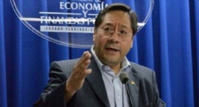 Ministro Arce advierte que el segundo aguinaldo este año no se pagaría por efecto de 'El Niño'