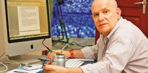 El periodista Carlos Valverde