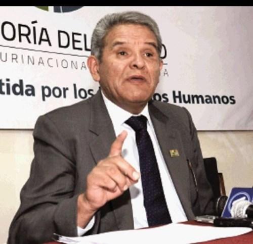 """Defensor pide al Gobierno no convertir a jóvenes con acusaciones en """"objetos de distracción política"""""""