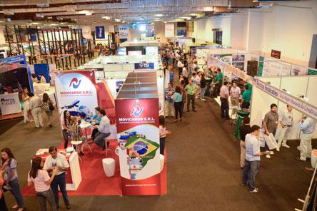 La Expologística contará con  70 expositores y más espacio