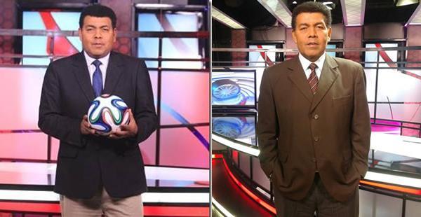 Fermín Zabala antes y despues