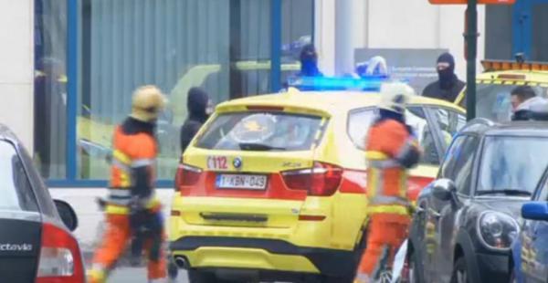 Dos explosiones se registraron en el aeropuerto internacional de Zaventem, en Bruselas, además una estación de metro de esta ciudad belga también fue víctima de un atentado