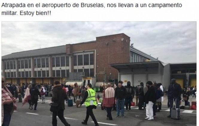 Embajada de Bolivia en Bruselas verifica si existen nacionales entre víctimas de atentado