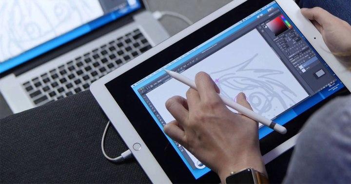 iPad Pro con Apple Pencil
