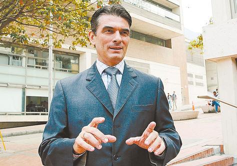 Pesquisa. El alcalde de la ciudad de Tarija, Rodrigo Paz Pereira, es indagado por el Ministerio Público.