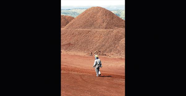 La explotación de la materia prima estará a cargo de la ESM. Aún restan pasos para completar el proyecto