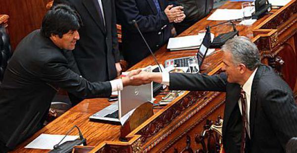 El Defensor del Pueblo cumplirá su mandato en mayo próximo y desde el Legislativo se elegirá a un nuevo representante.