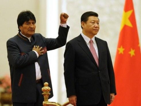 evo-China