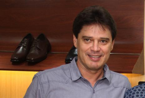 Reyes Antelo. Propietario del Club Atlético Reyes