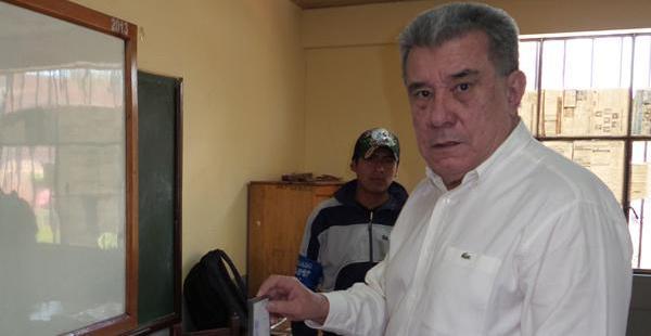 """El líder opositor guarda detención domiciliaria por la """"masacre del Porvenir"""" y descarta someterse a un proceso abreviado."""