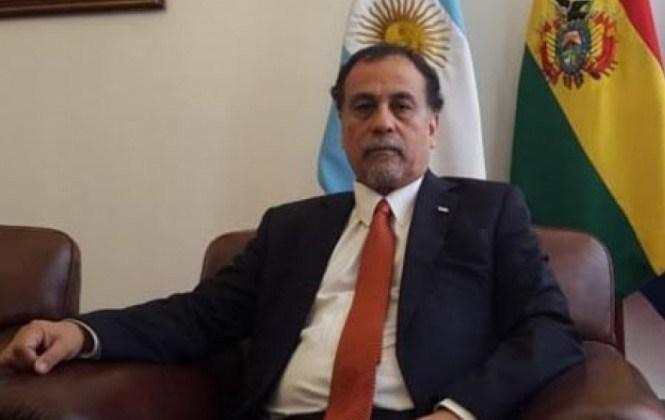 Embajador argentino: pago de $us 300 millones por el gas es muestra de verdadera amistad del gobierno de Macri