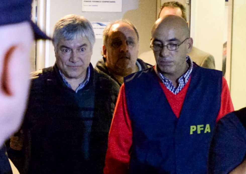 El empresario Lázaro Báez se negó a declarar ante el juez en una investigación por lavado de dinero