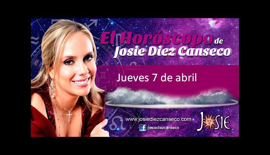 El horóscopo de hoy, jueves 7 de abril. (Foto: Difusión)