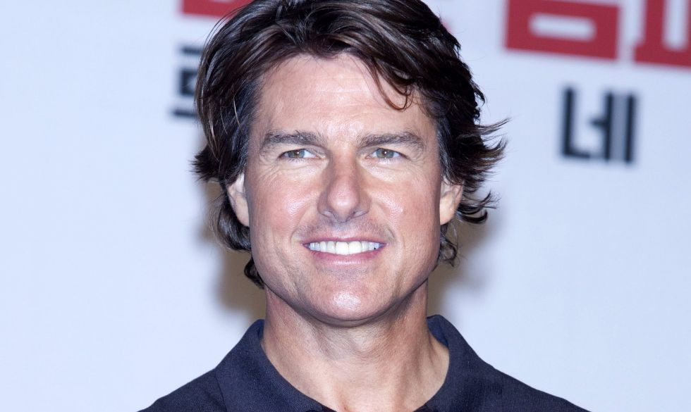 El actor Tom Cruise.
