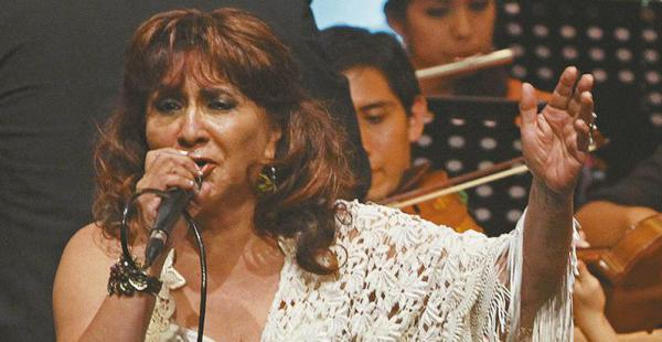 Zulma Yugar tiene un aprecio especial por el pueblo cruceño y lo demuestra en este disco