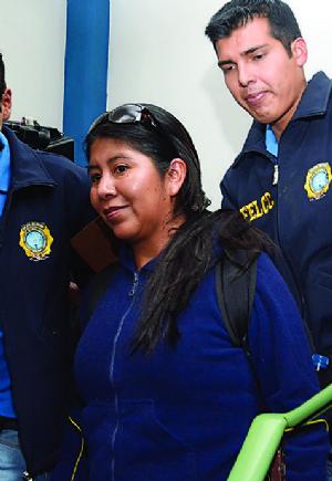 """Choque: Debería investigarse el programa """"Bolivia Cambia, Evo Cumple"""""""