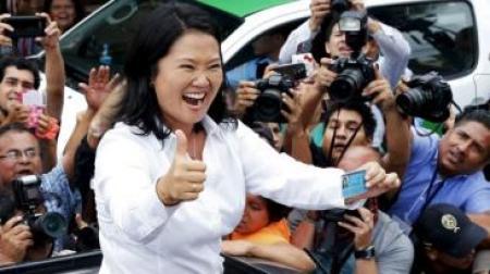 """Keiko Fujimori: """"El Perú quiere reconciliación y no más peleas"""""""