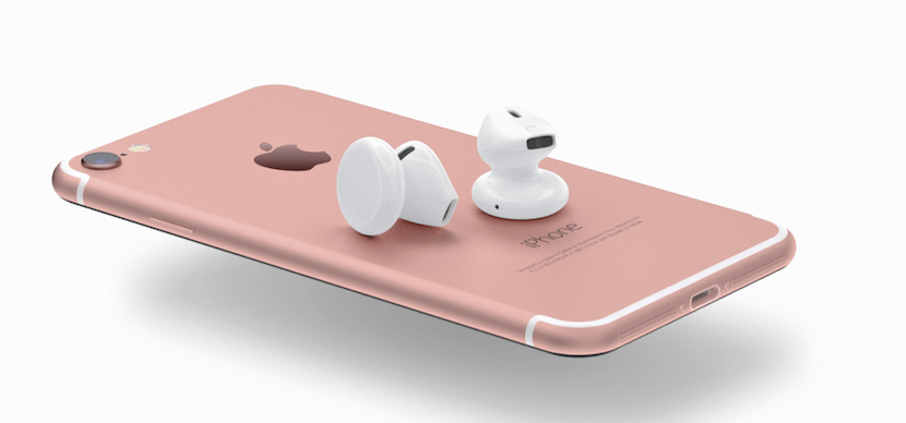 AirPods-iPhone 7