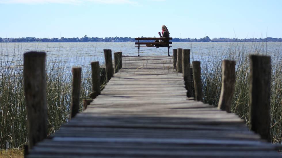 La laguna es lo que hizo a Chascomús un sitio elegido por los porteños.