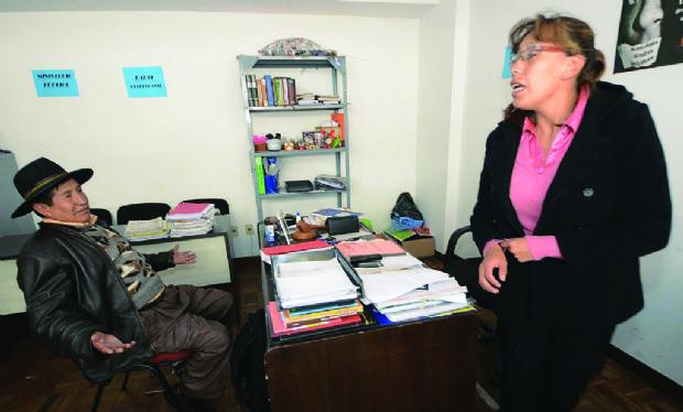 Juicio contra Quispe es el único que avanza en el caso Fondioc