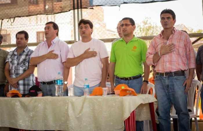 Montes anuncia batalla legal por titularidad de la agrupación UNIR
