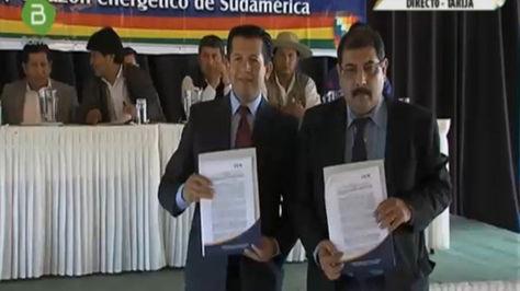 Concretan proyecto para diseño final de la hidroelectrica Carrizal en Tarija